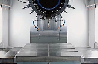 Brother vertical cnc machining